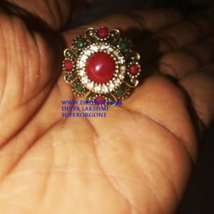 WEALTH MONEY LUCK ATTRACTING MAGIC ACTIVATED RING SHAMAN