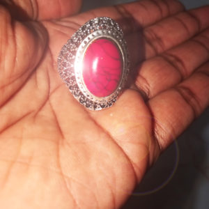 HAUNTED HYPNOTIC RING DISTANT HYPNOSIS POWER