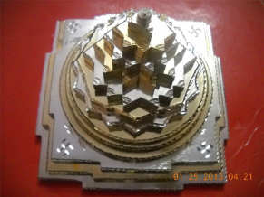 POWERFUL MERU SHREE YANTRA SHREE CHAKRA PYRAMID