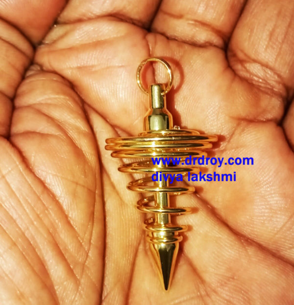 orgone vortex pendant