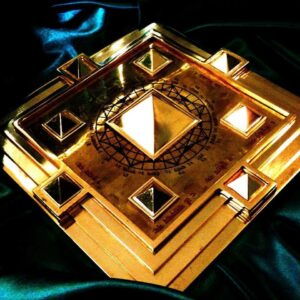 Vastu Pyramid Golden Holographic Activated Sacred ...