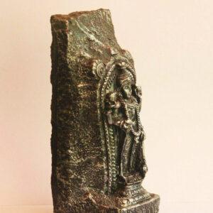 Lord Krishna Statue Guruvayoor Hand Carved Figure Statue Sculpture