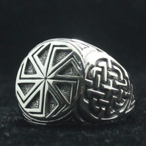 Amulet Slavic Strong Protective Healing Pendant Ancient Slavic Symbol Talisman Pendant Jewelry